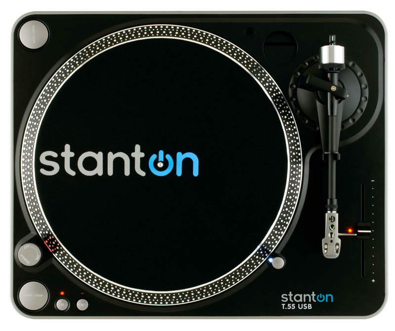 Stanton T 55 Usb Dj Equipment Dj Gear Phono Cartridges
